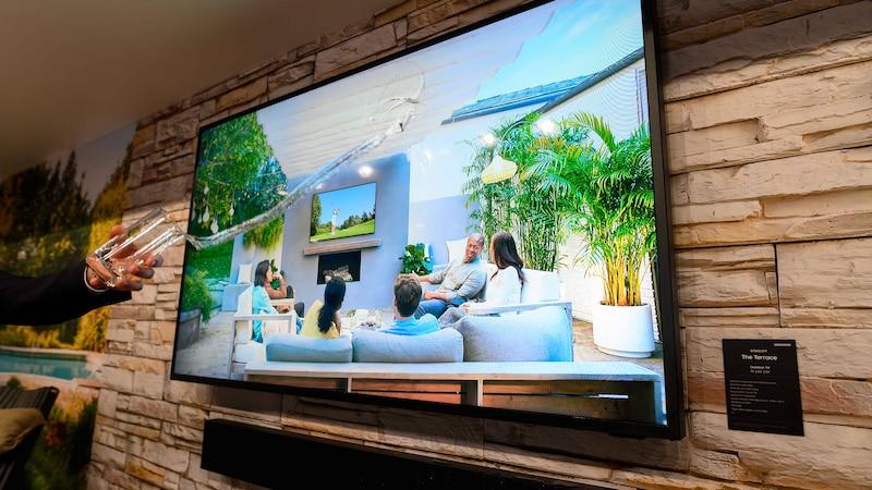 Samsung TV zeigt auch RTL Now per App