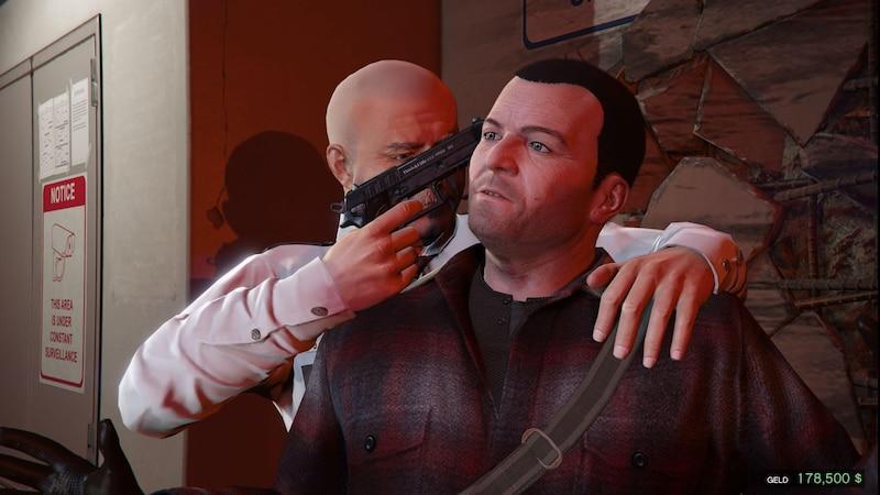 GTA 5: Charakter wechseln - so geht's