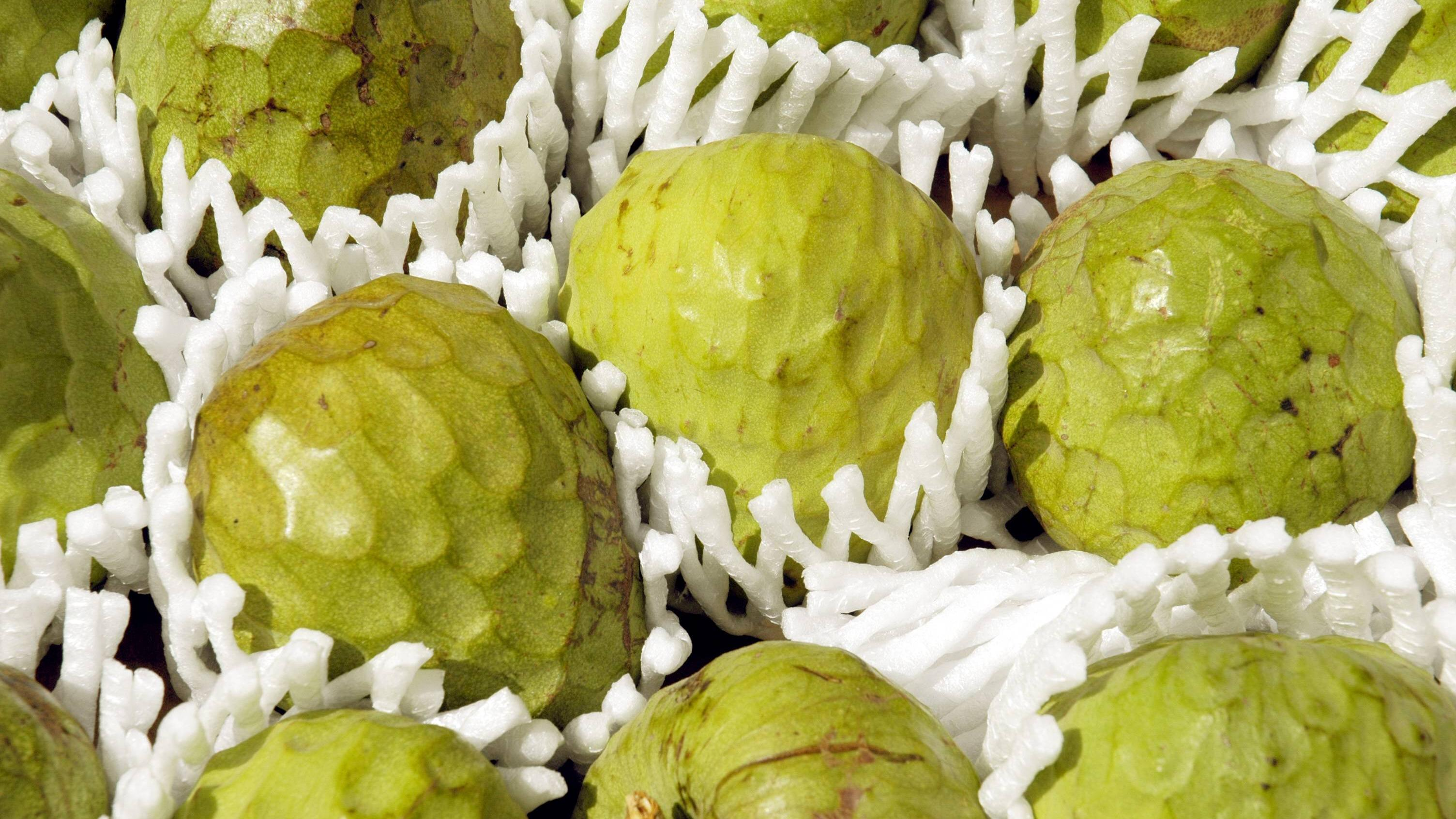 Cherimoya essen - Die besten Tipps und Tricks