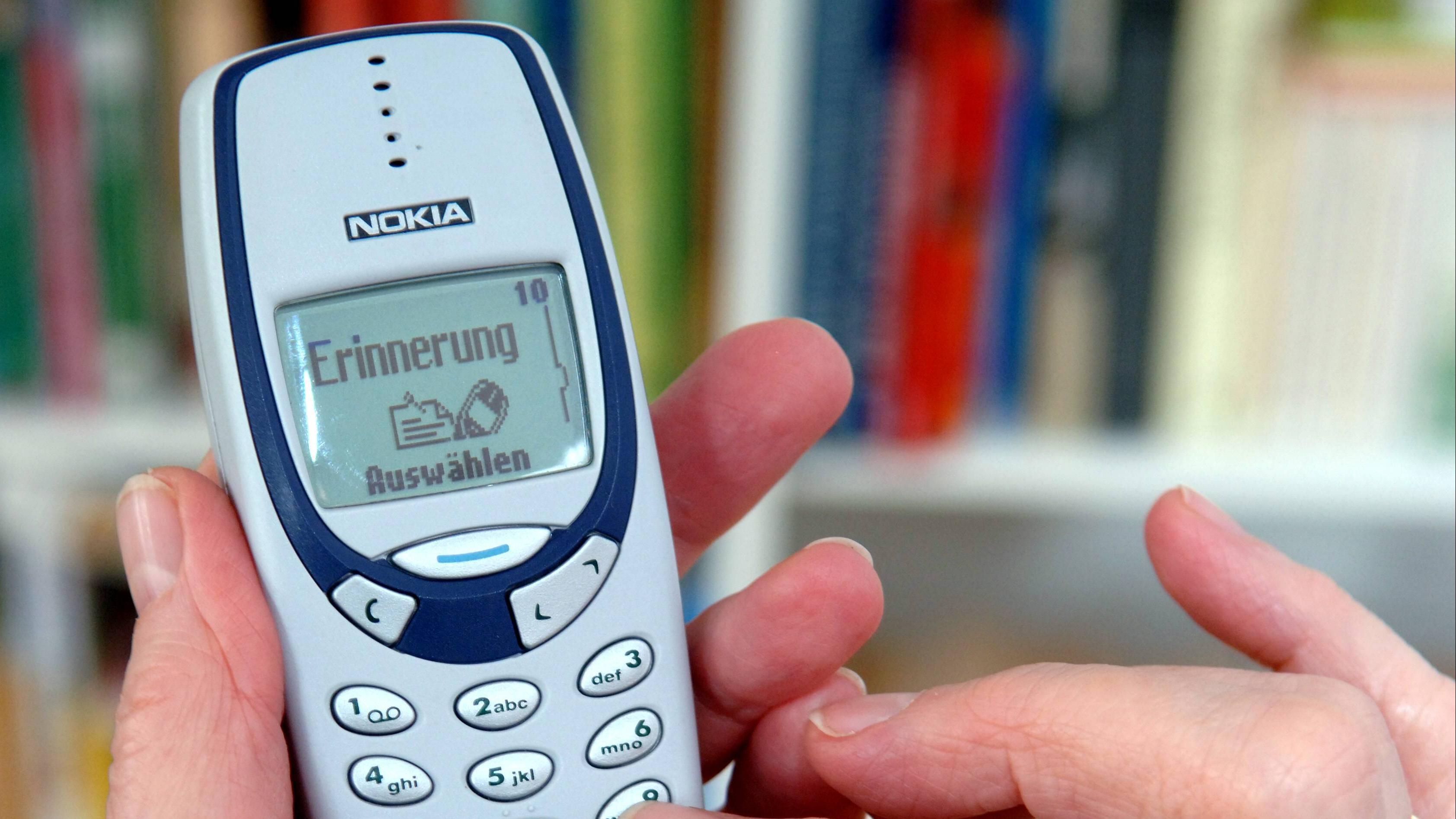 Seit wann gibt es Handys? 1996 mischte Nokia den Markt auf