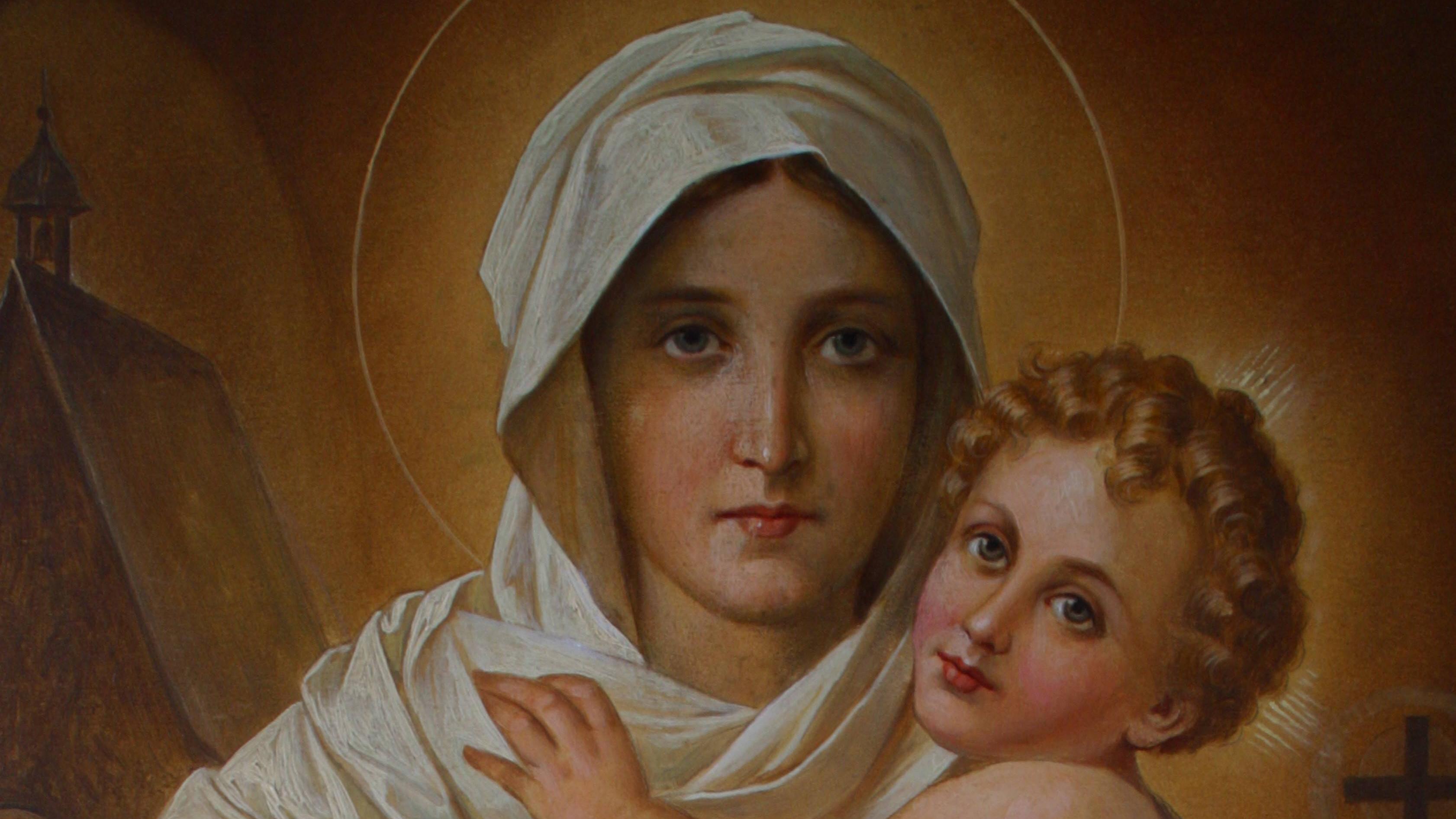 An Mariä Empfängnis wird die Zeugung Marias, der Mutter Gottes, gefeiert.