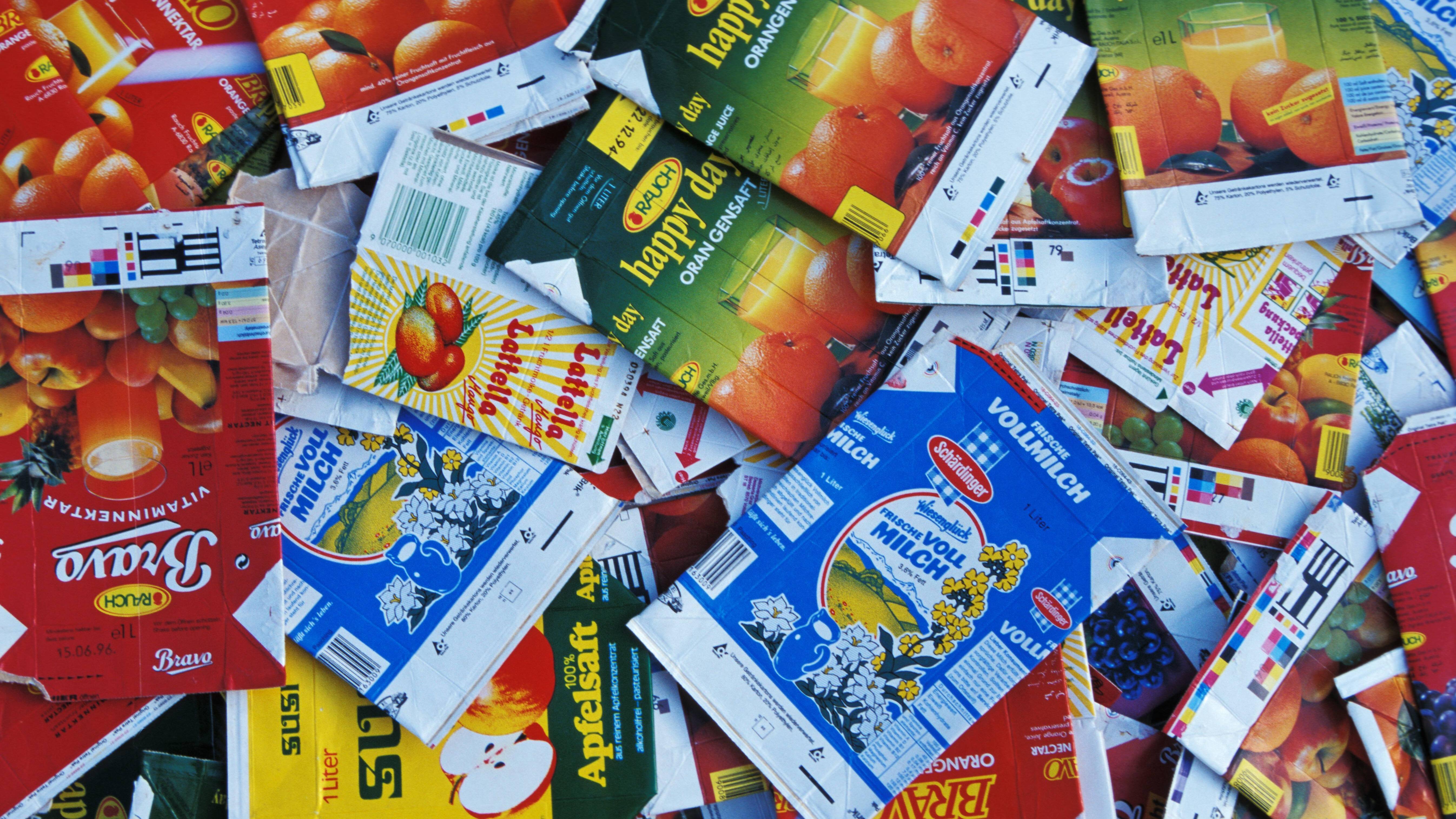 Tetrapack entsorgen - das müssen Sie wissen