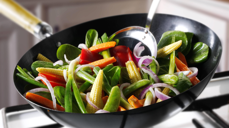 Gemüsepfanne mit Reis: 3 Rezeptideen