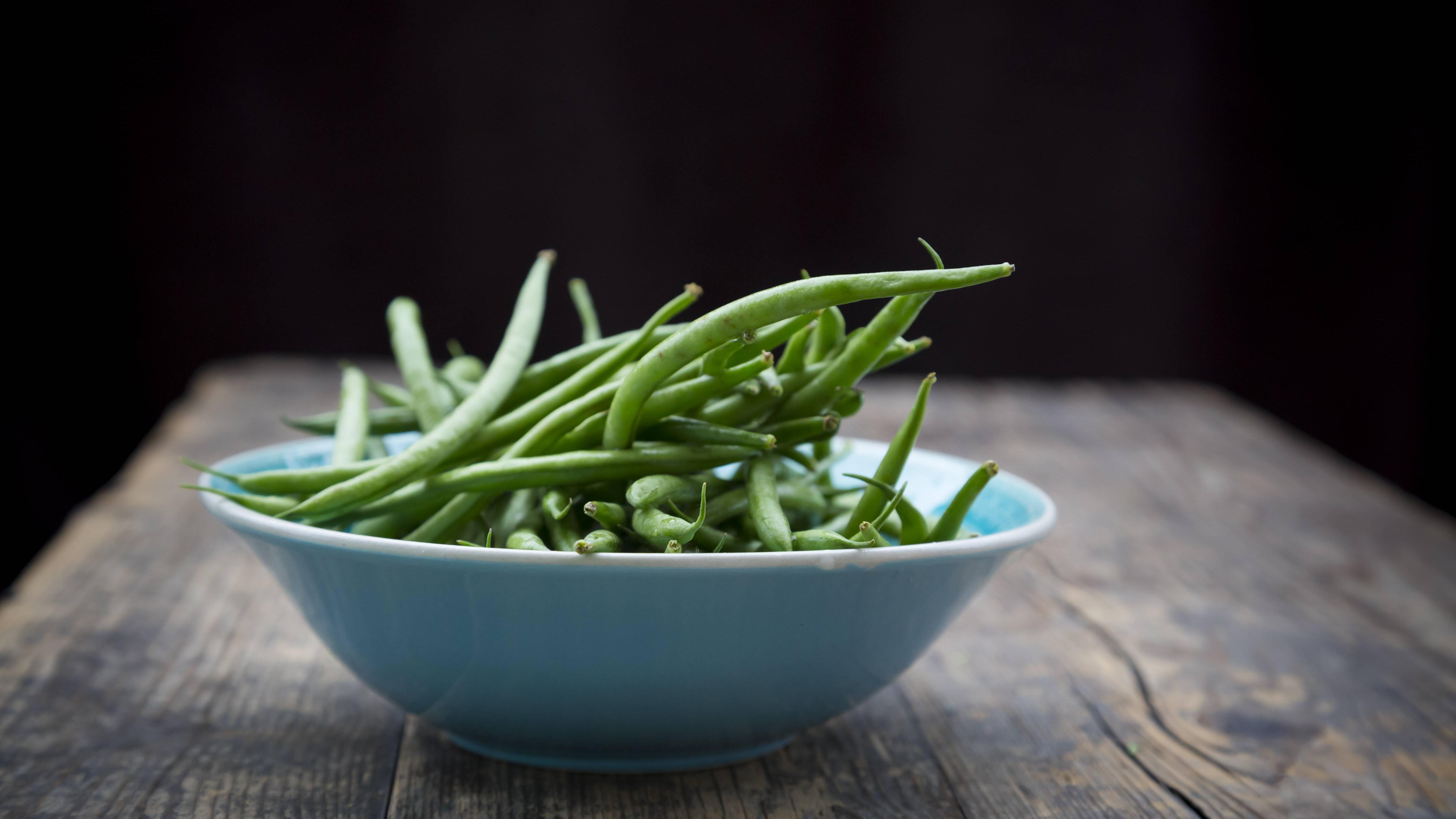 Grüne Bohnen Rezepte: 3 leckere Ideen