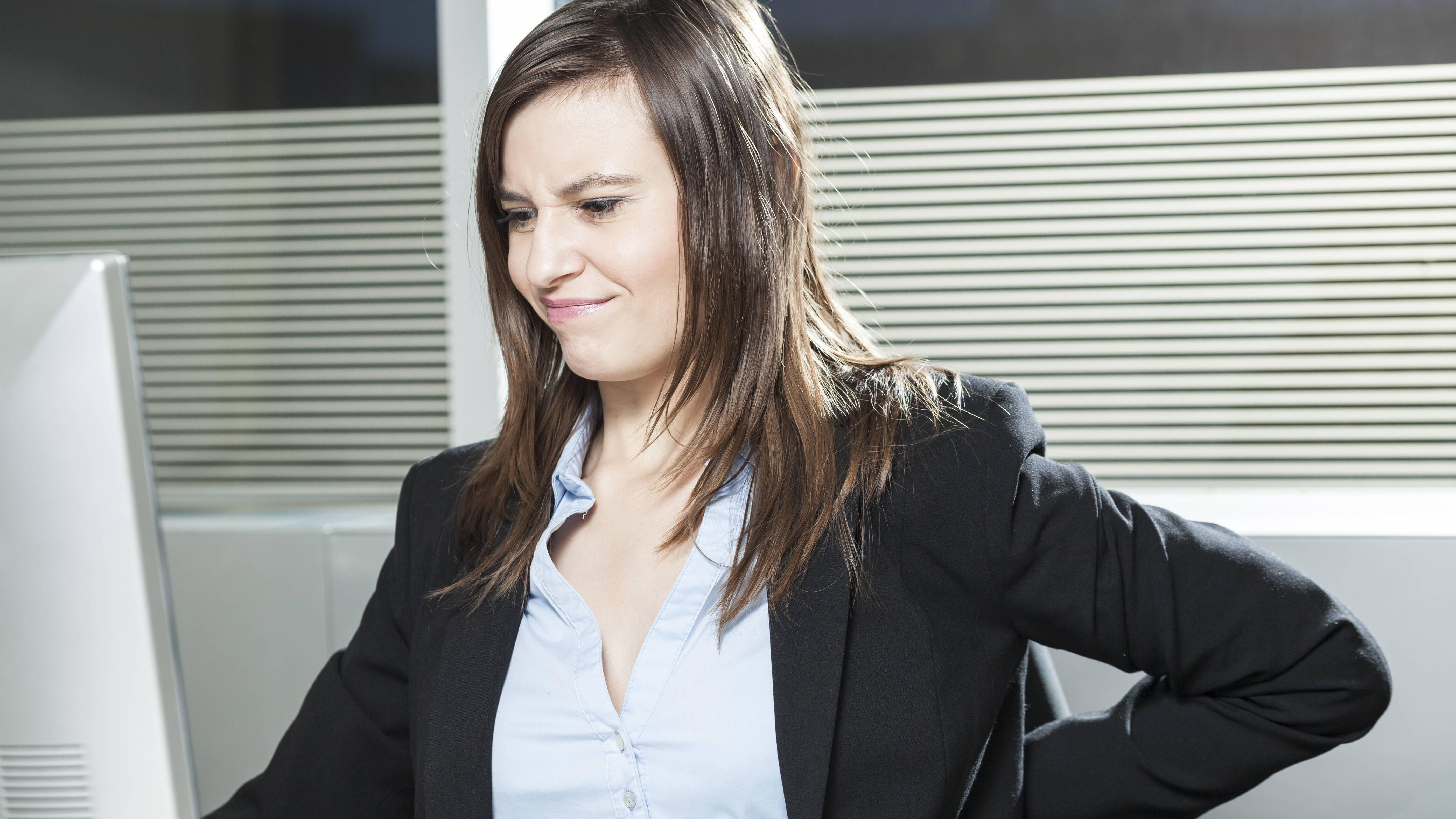 Rücken verhoben: 3 wichtige Tipps für die Akut-Selbsthilfe