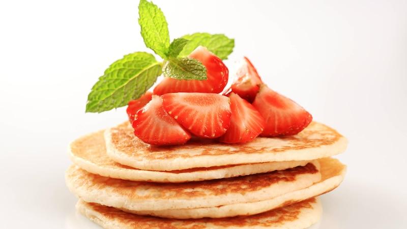 Pfannkuchen mit Wasser: Leckeres veganes Rezept