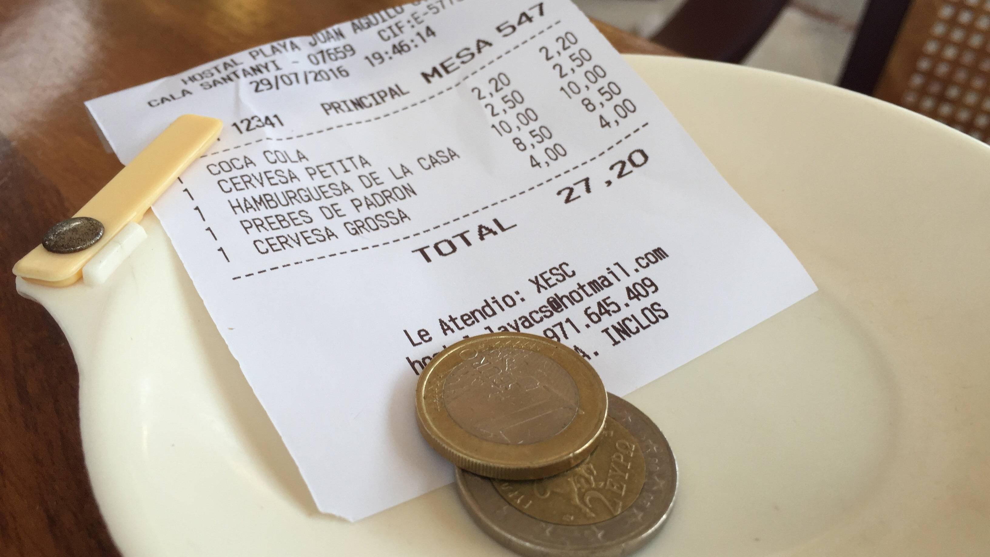 Trinkgeld bei Kartenzahlung: Das müssen Sie wissen