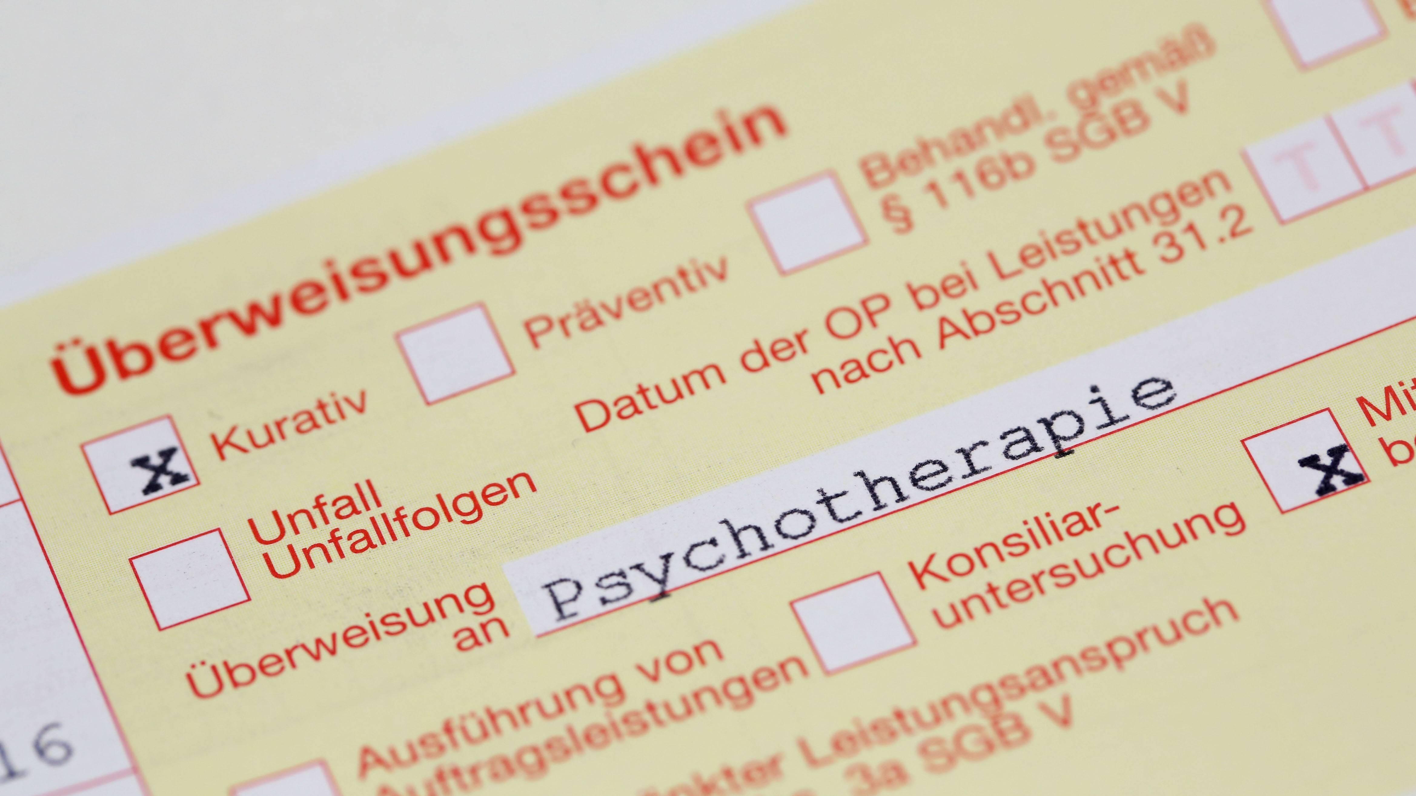 Erstgespräch Psychotherapie: Das sollten Sie wissen