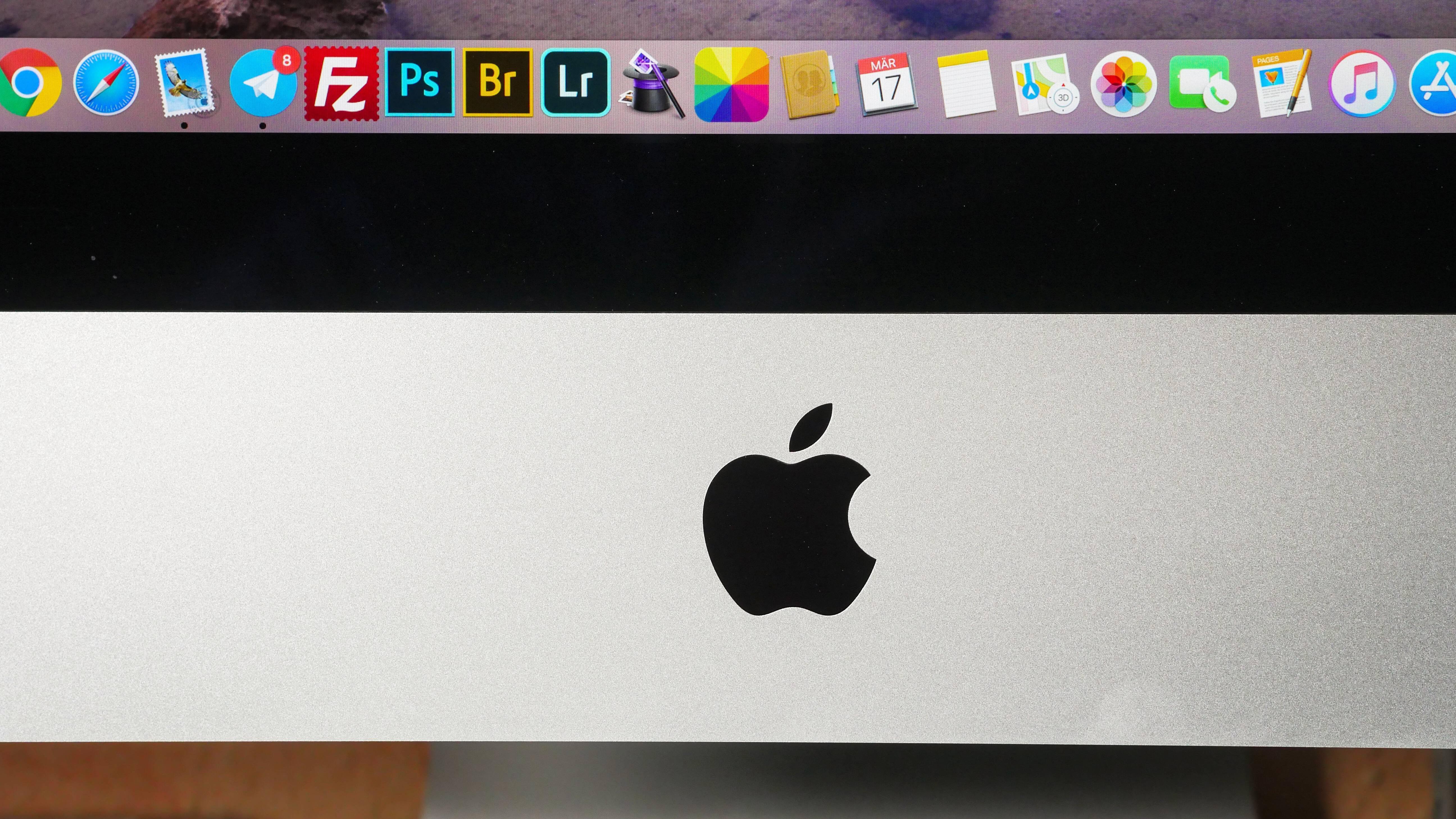 High Sierra lässt sich auf einen USB Stick übertragen.