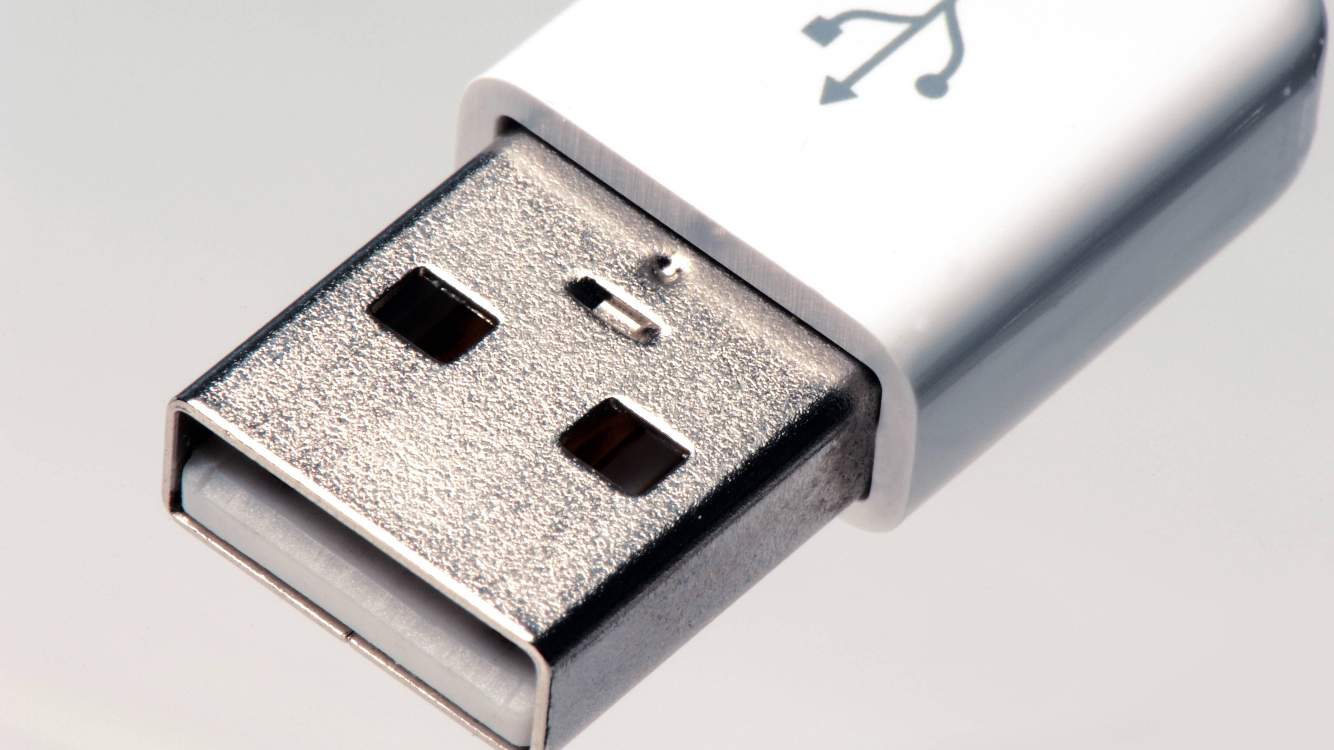 Der USB-Typ-A wird am häufigsten verbaut.