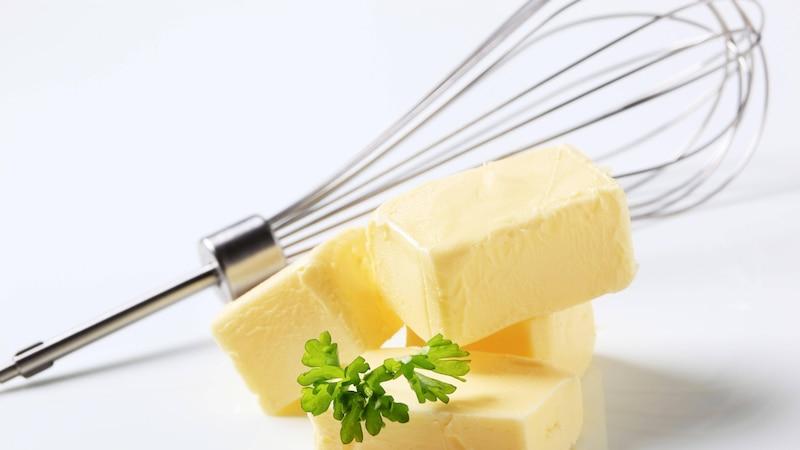 Butter können Sie problemlos wieder auftauen.