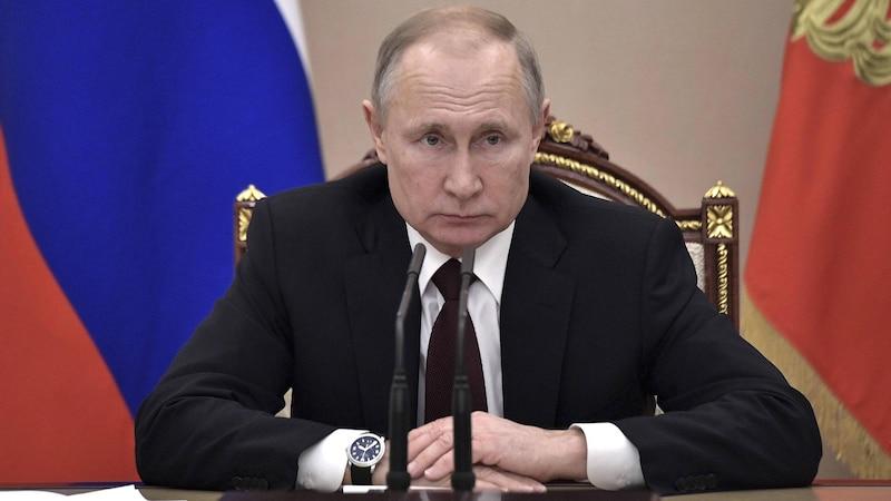 Wie reich ist Putin? Das schätzen Experten