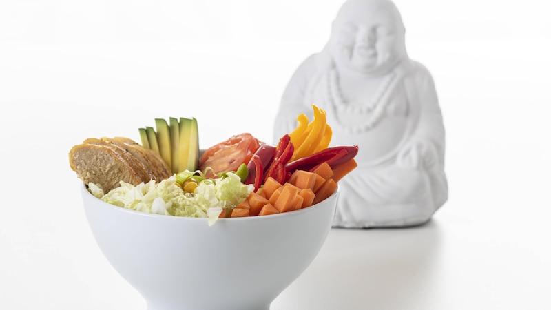 Buddha Bowl - Grundrezept für eine einfache Bowl