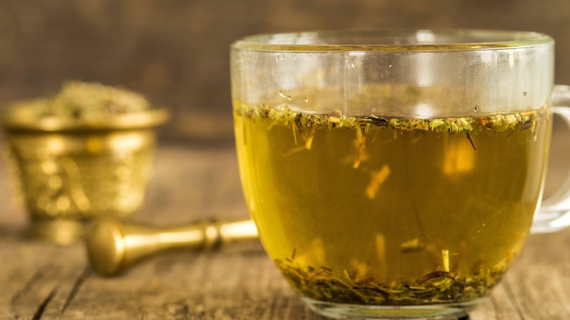 Tee für die Verdauung - so gelingt der gesunde Verdauungstee
