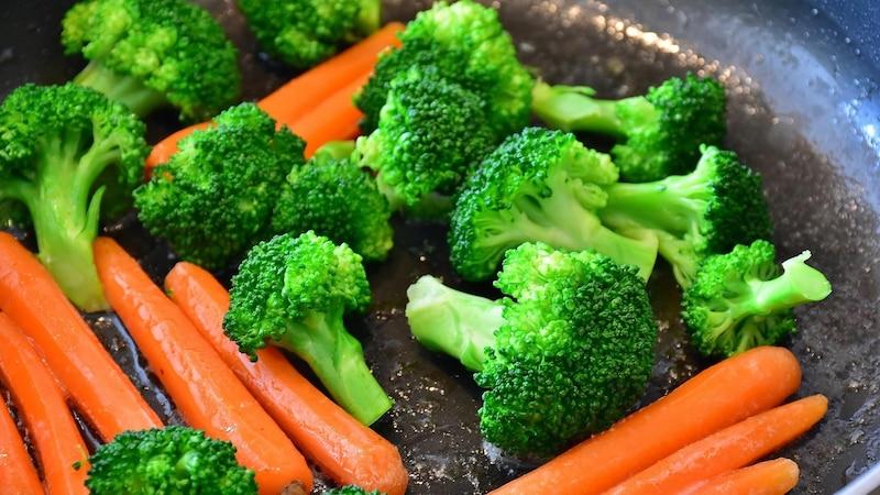 Leptinspiegel erhöhen mit Gemüse