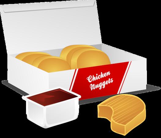 Fastfood-Konzerne äußern sich nur ungenau zur Herkunft ihrer Chicken Nuggets.