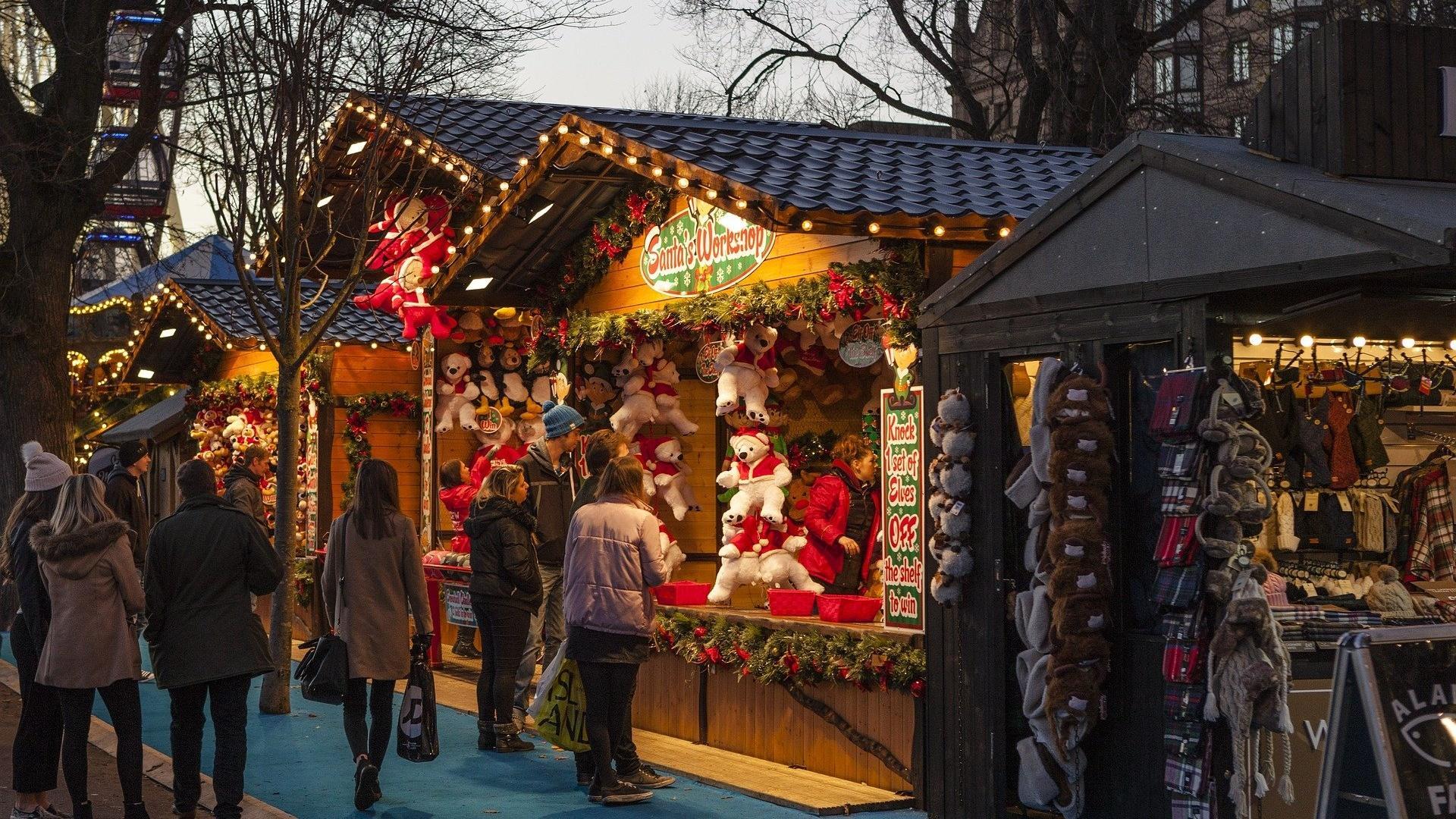 Weihnachtsmarkt zu Hause: Die besten Ideen und Rezepte
