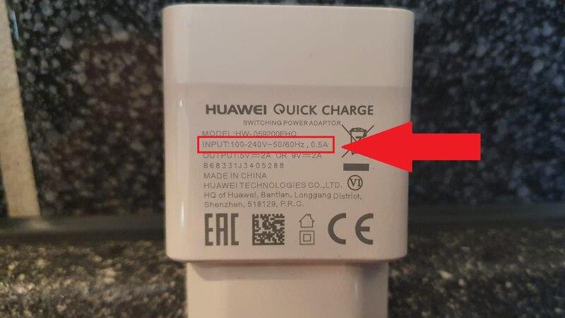 Achten Sie unbedingt auf die Herstellerangaben Ihrer elektronischen Geräte