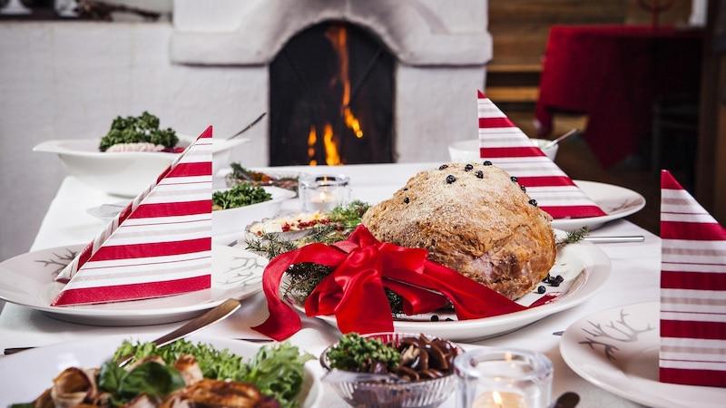 Weihnachtsbräuche und Traditionen aus aller Welt: Essen ist ein wichtiger Teil des Festes