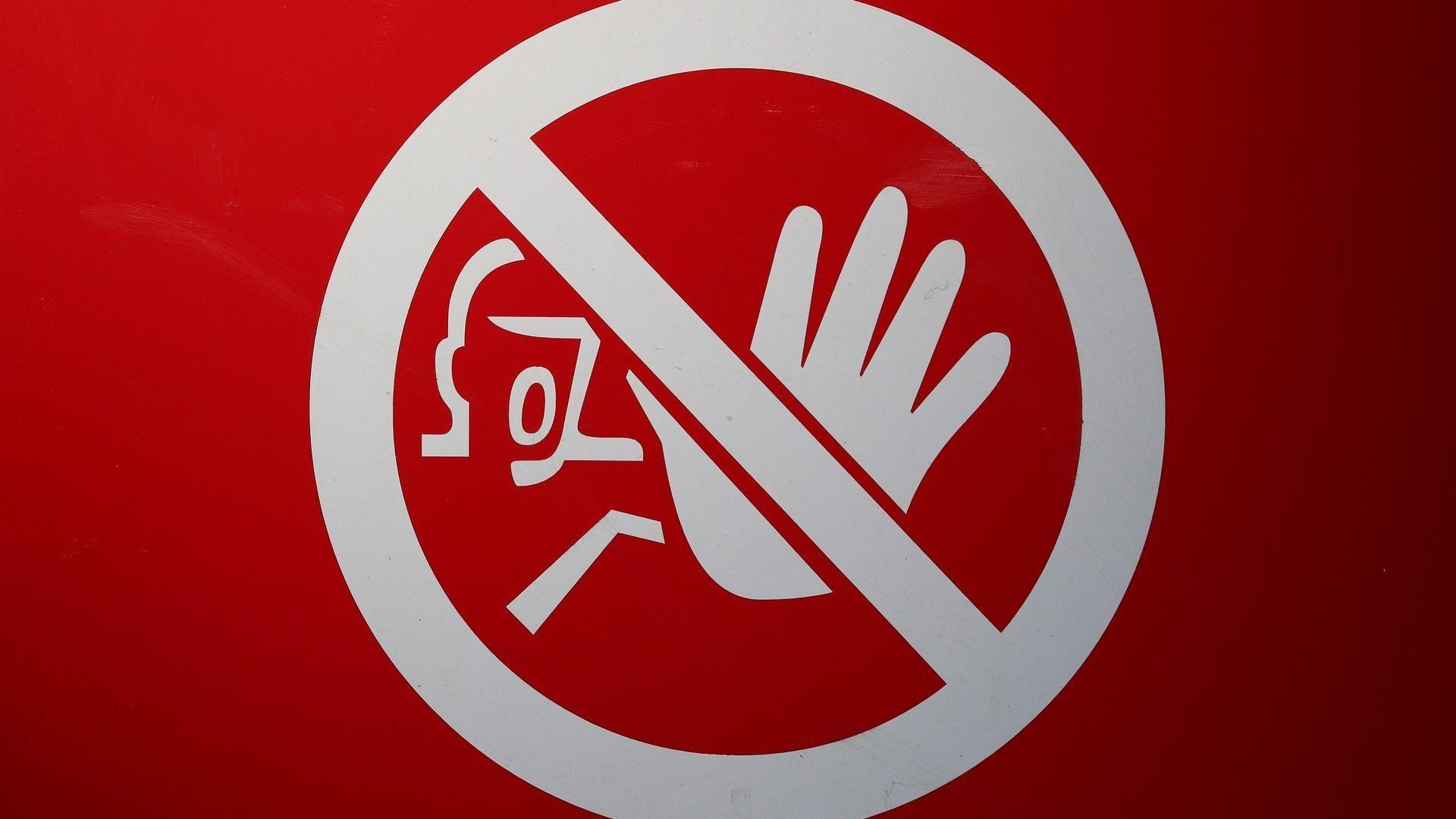 Ein Hausverbot erteilen dürfen nur bestimmte Personengruppen.