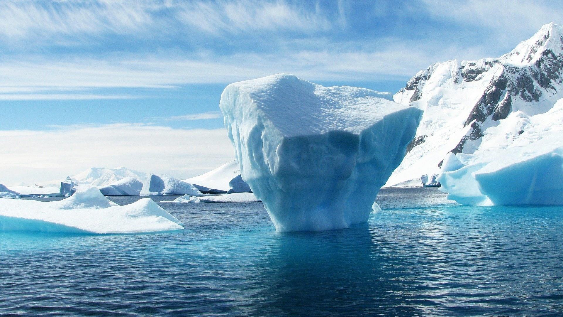 Die Polarzone ist die kälteste Klimazone der Erde.
