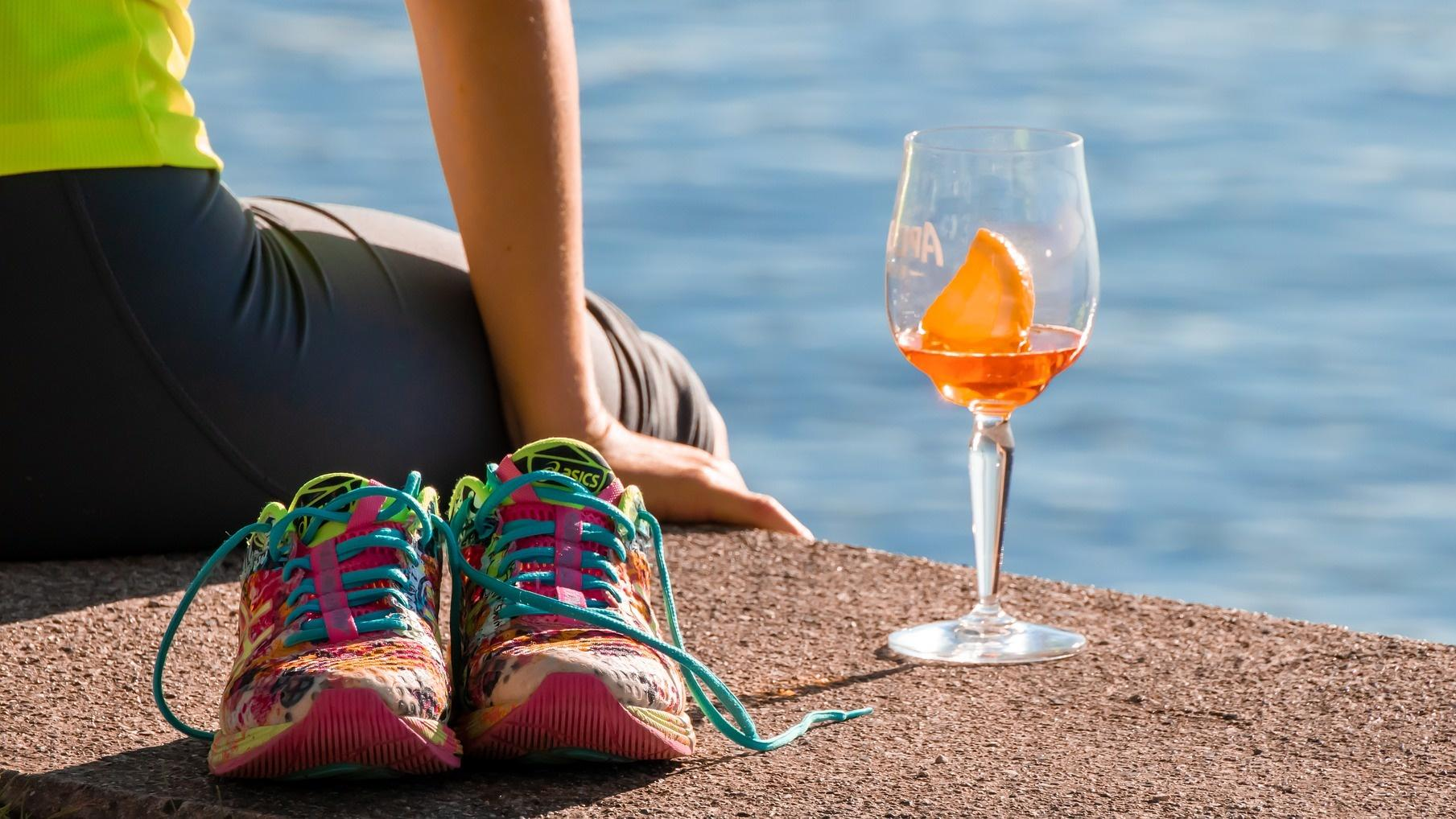 Machen Sie jeden Tag Sport, so sollten Sie es dabei nicht übertreiben und sich zwischendurch ausreichend Pausen gönnen.
