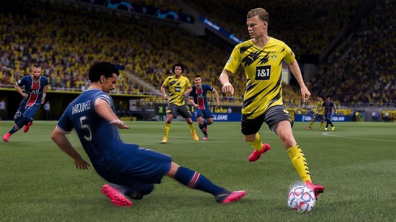 FIFA 21: Günstige Talente mit viel Potenzial
