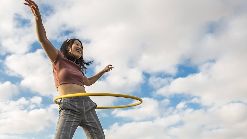 Hula Hoop Beckenboden Übungen - Training, Vorteile & Anleitung