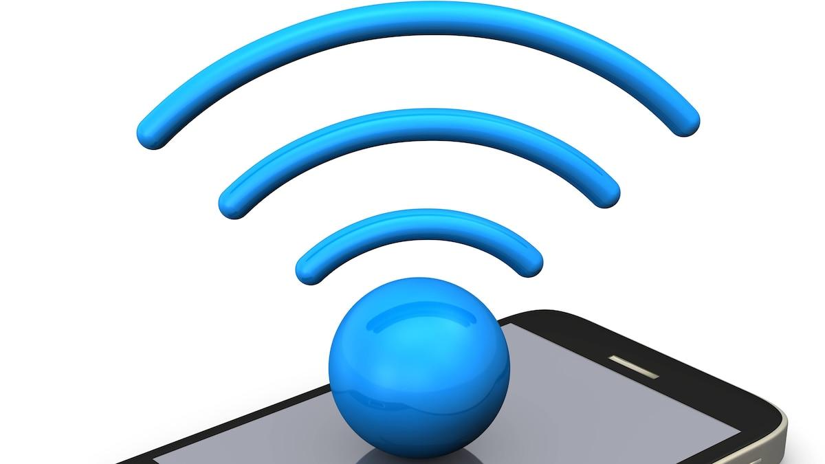 Achten Sie auf Symbole, wenn Sie mobil bezahlen möchten.