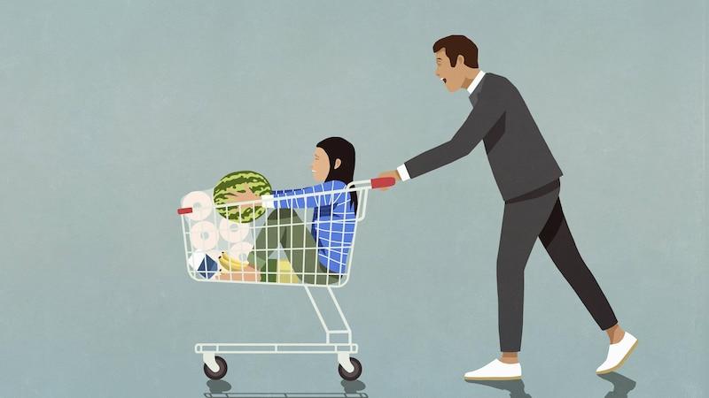 Einkaufen mit Kindern: Tipps für stressfreies Shopping