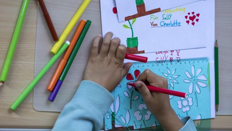 Wenn Kinder malen lernen: Wissenswertes und Tipps zur Entwicklung