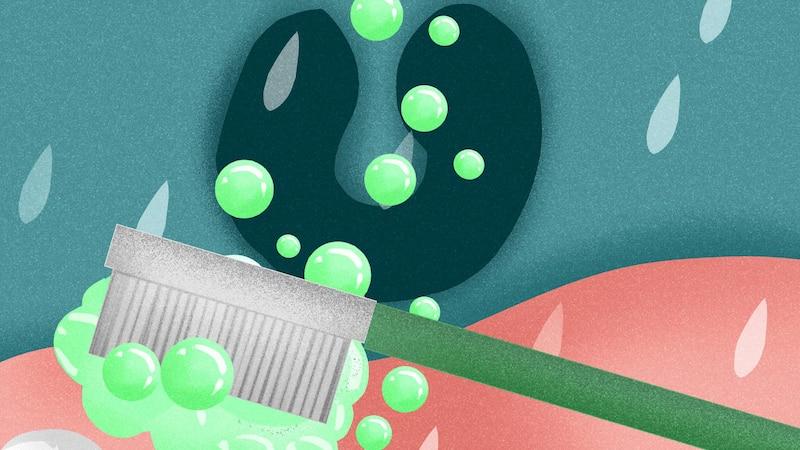 Keramik-Zahnspange: Das sind die Vor- und Nachteile