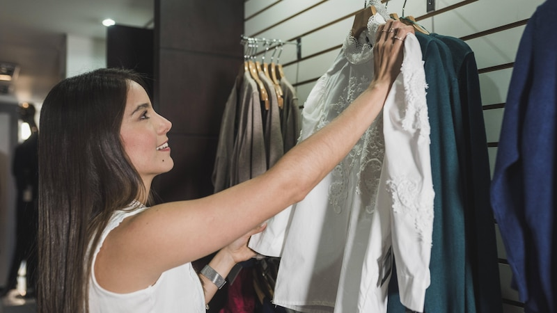 Shoppen wie ein Modeprofi: So geht's