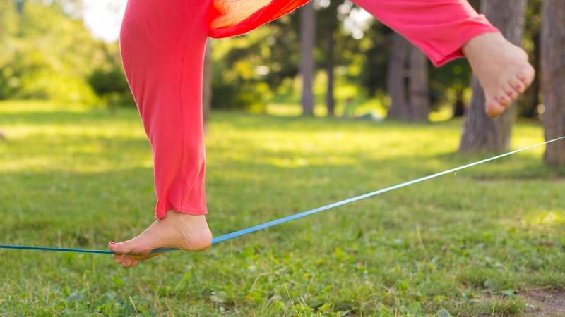 Gleichgewichtssinn trainieren: Die 3 besten Übungen