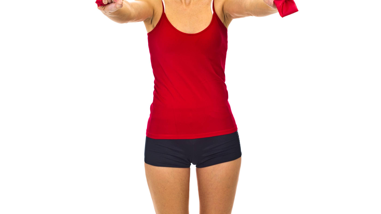 Theraband-Übungen für die Schulter: Diese halten Sie fit