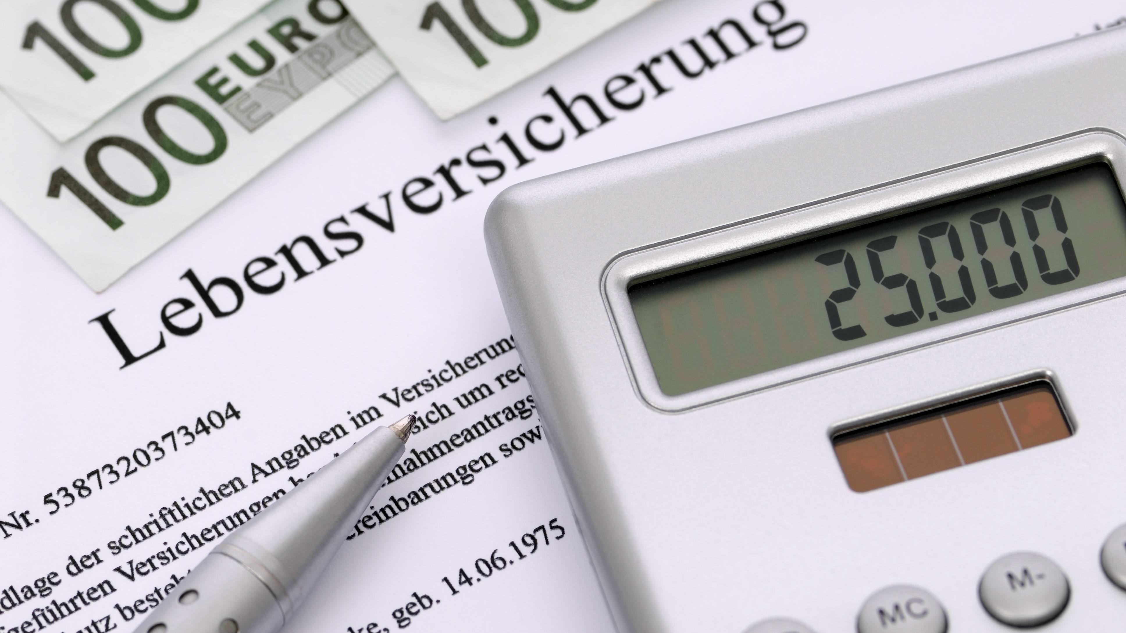 VL für Lebensversicherung: Kosten und Anbieter