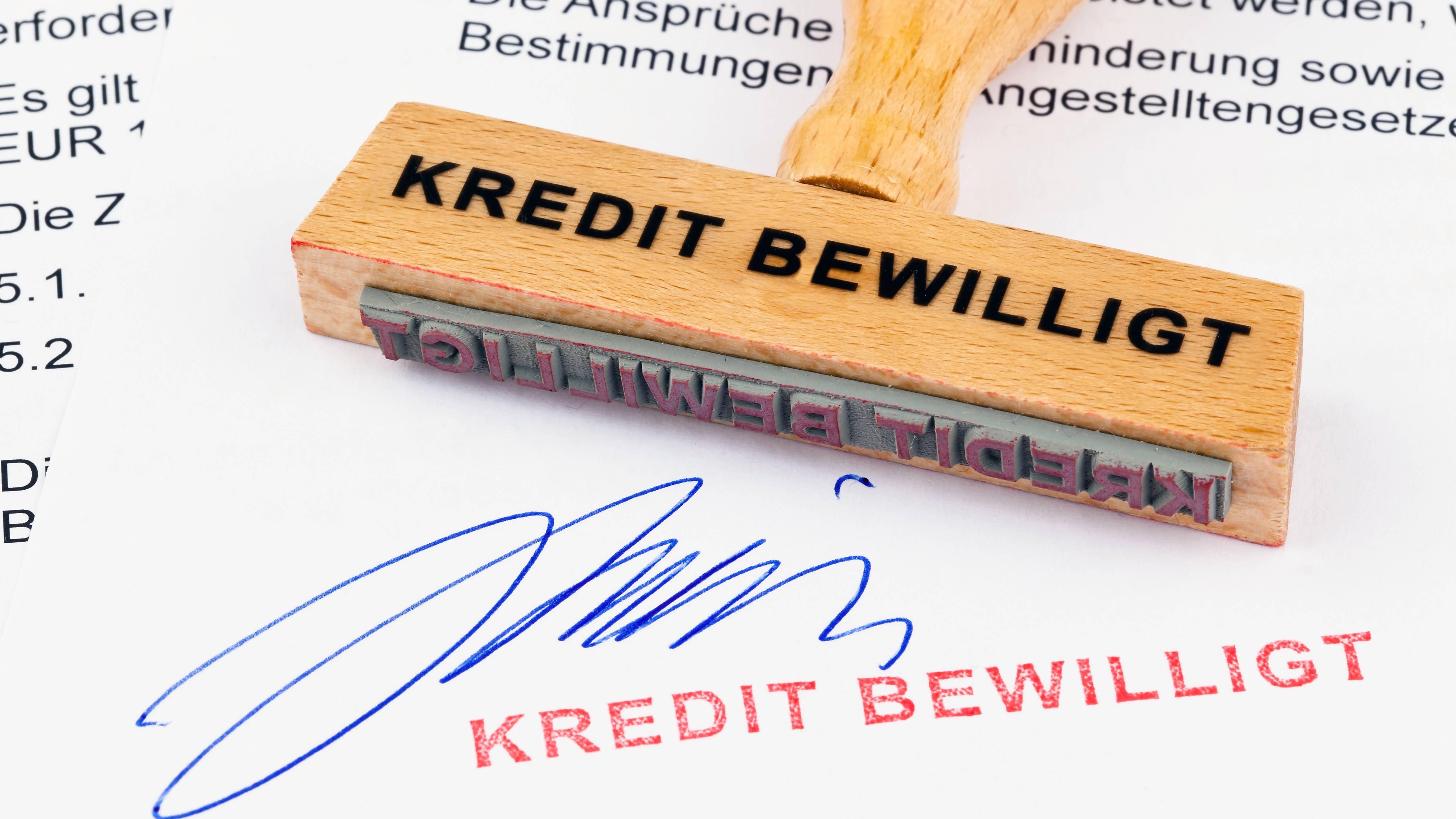 Auch für Geringverdiener ist ein Kredit möglich.