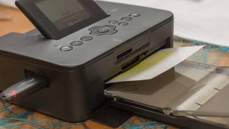Über das WLAN-Netzwerk lassen sich sämtliche Dokumente kabellos drucken.