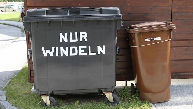 Windel entsorgen - Tipps und Tricks zum Windelabfall