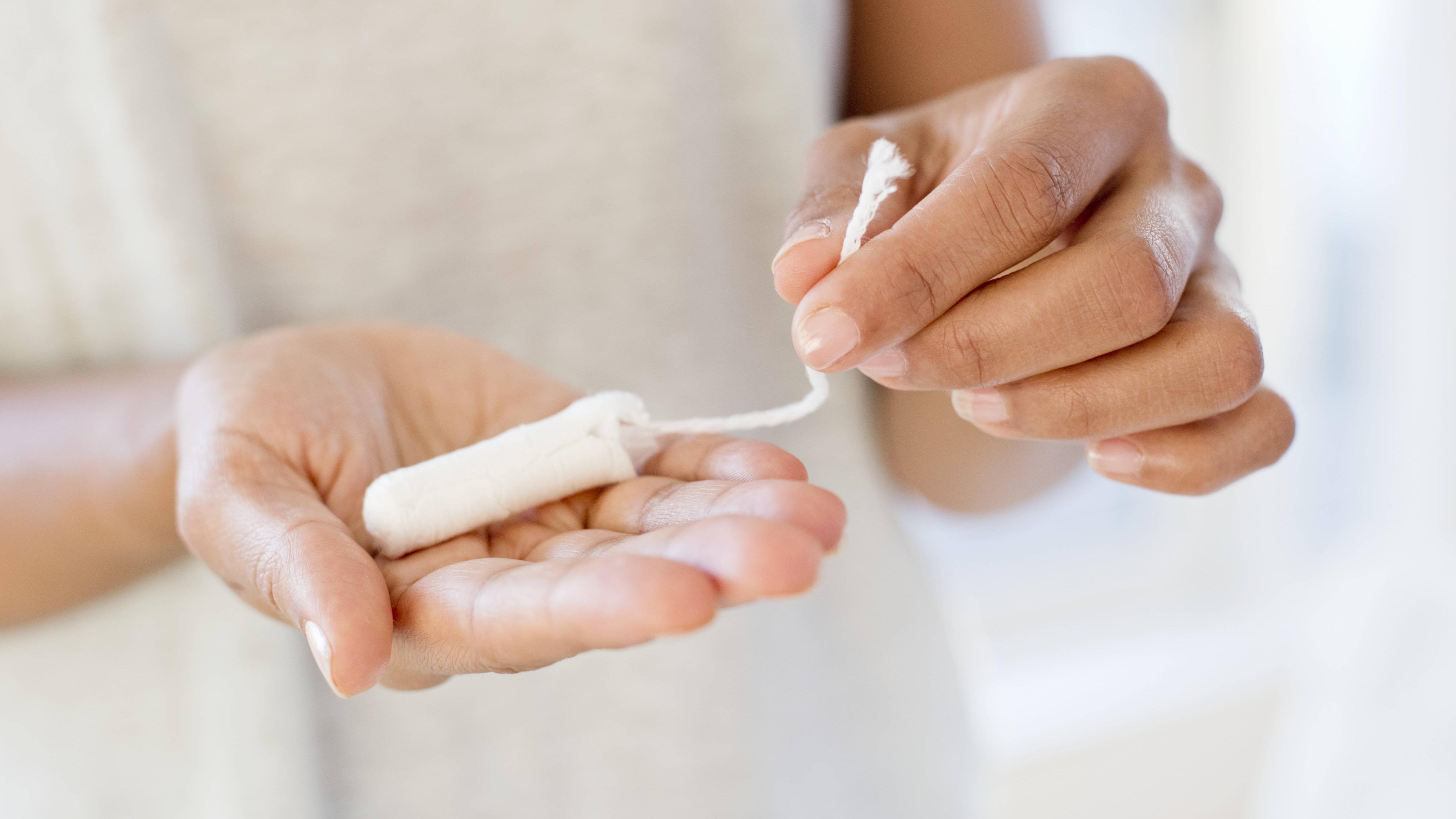 Tampon verschwunden - das können Sie tun
