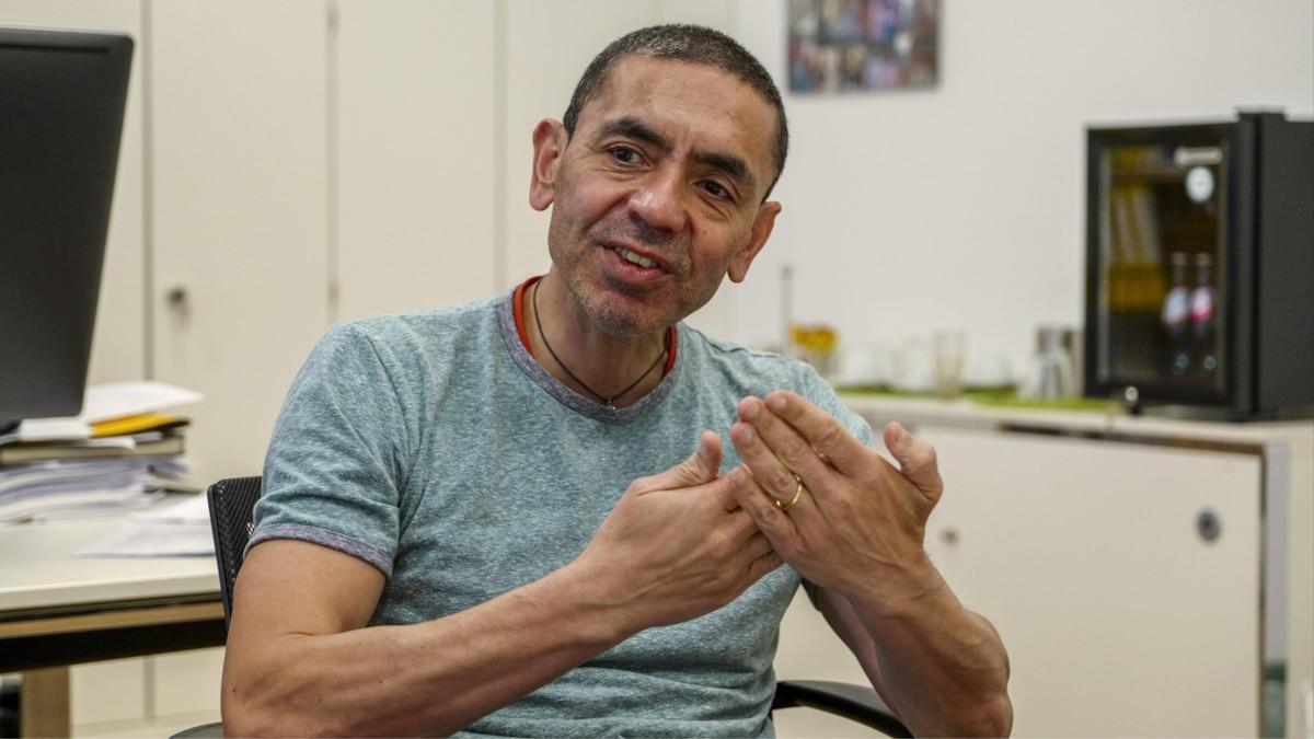 Hat den Biontech-Impfstoff entwickelt und ist dadurch reich geworden: Ugur Sahin