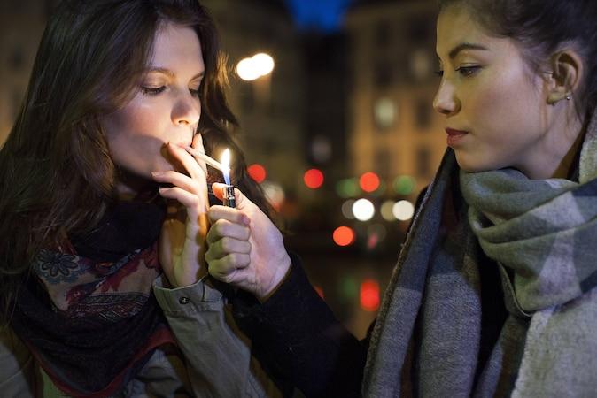 Kind raucht: Das können Eltern tun