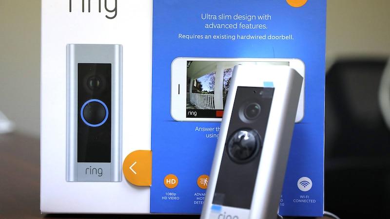 Bei der Ring Doorbell können Sie Videos über Umwege lokal speichern.
