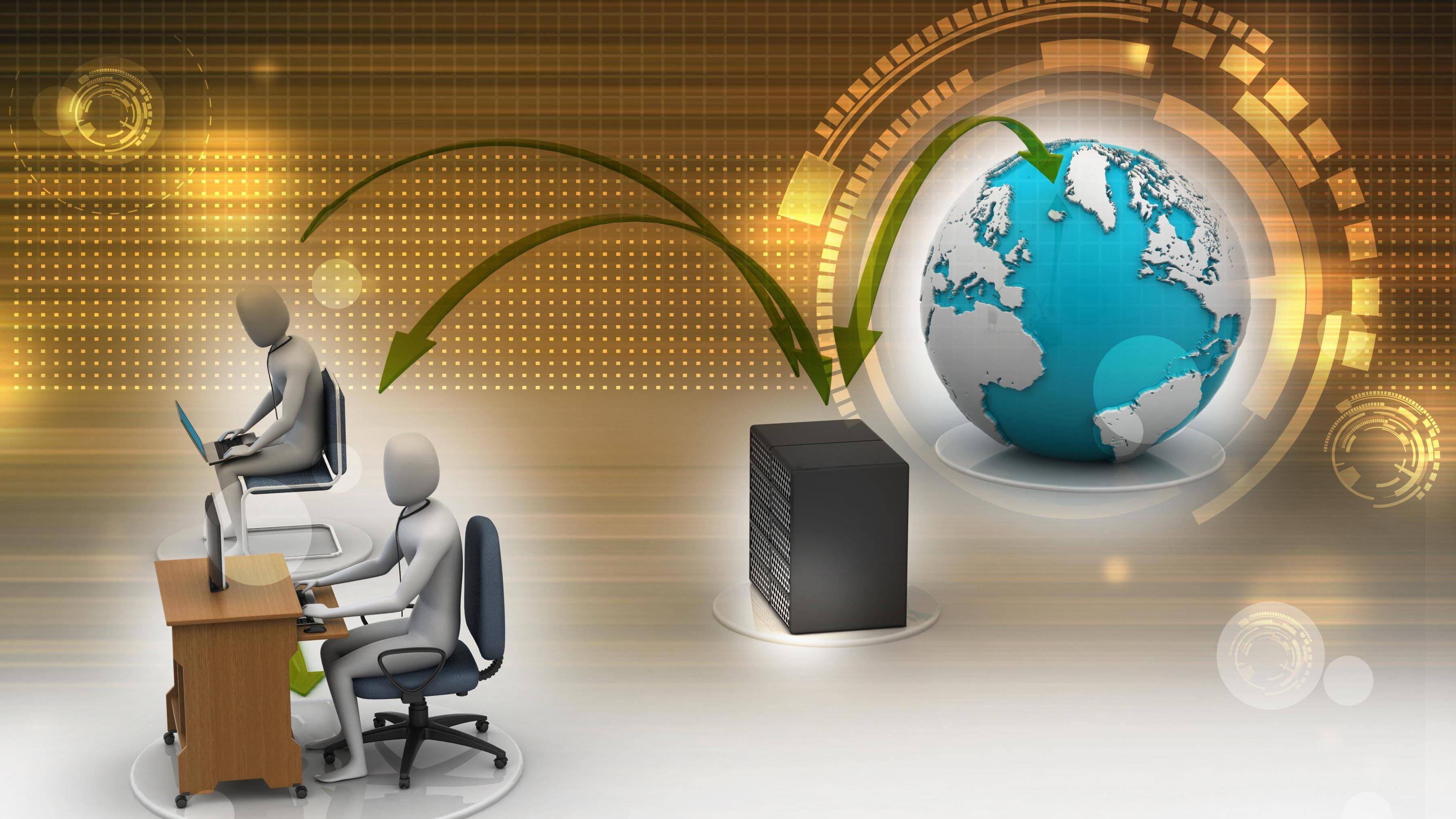 Virtuelle Konferenz: Was das ist und wie es funktioniert