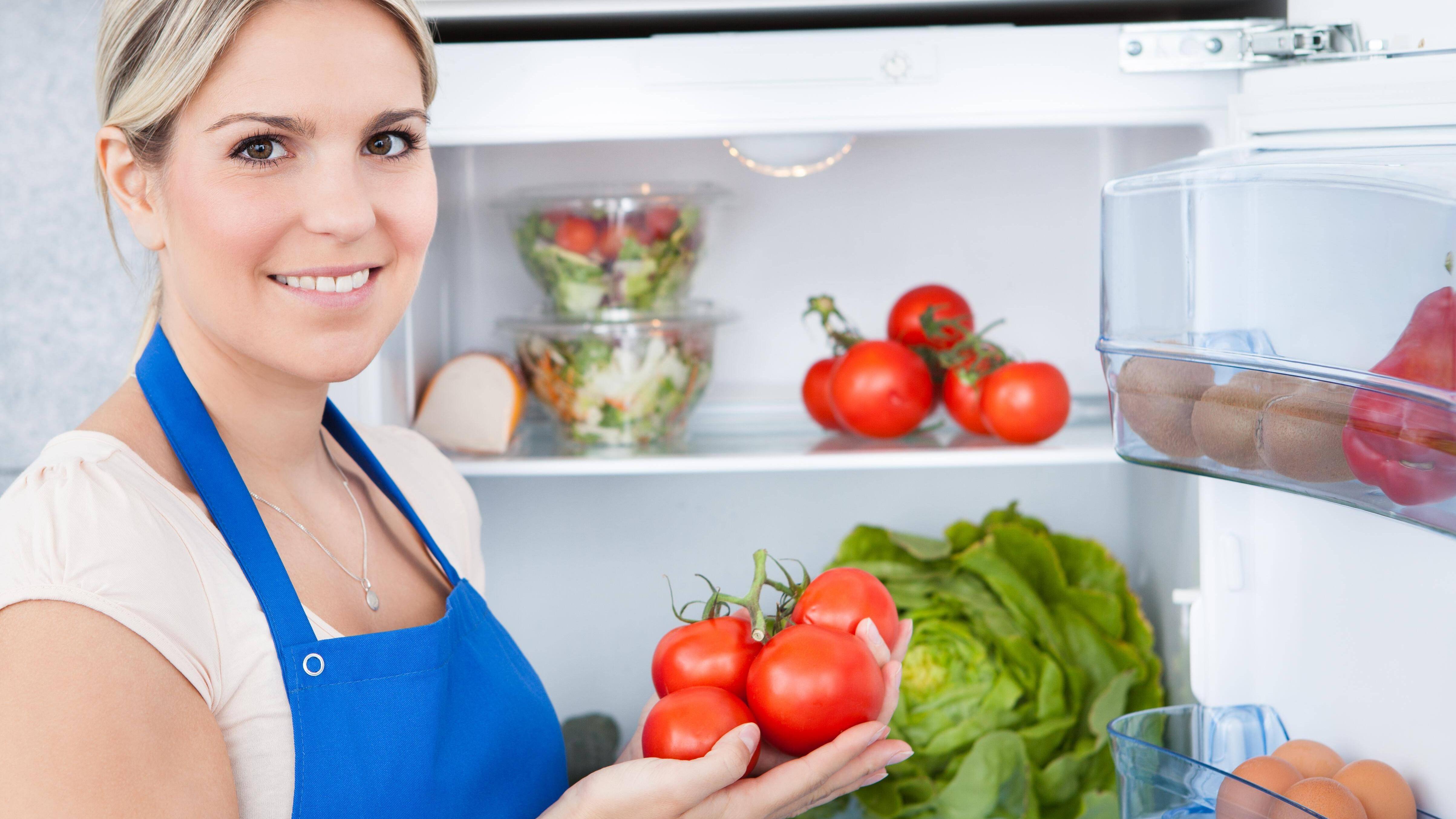 Das richtige Aufstellen des Kühlschranks ist wichtig.