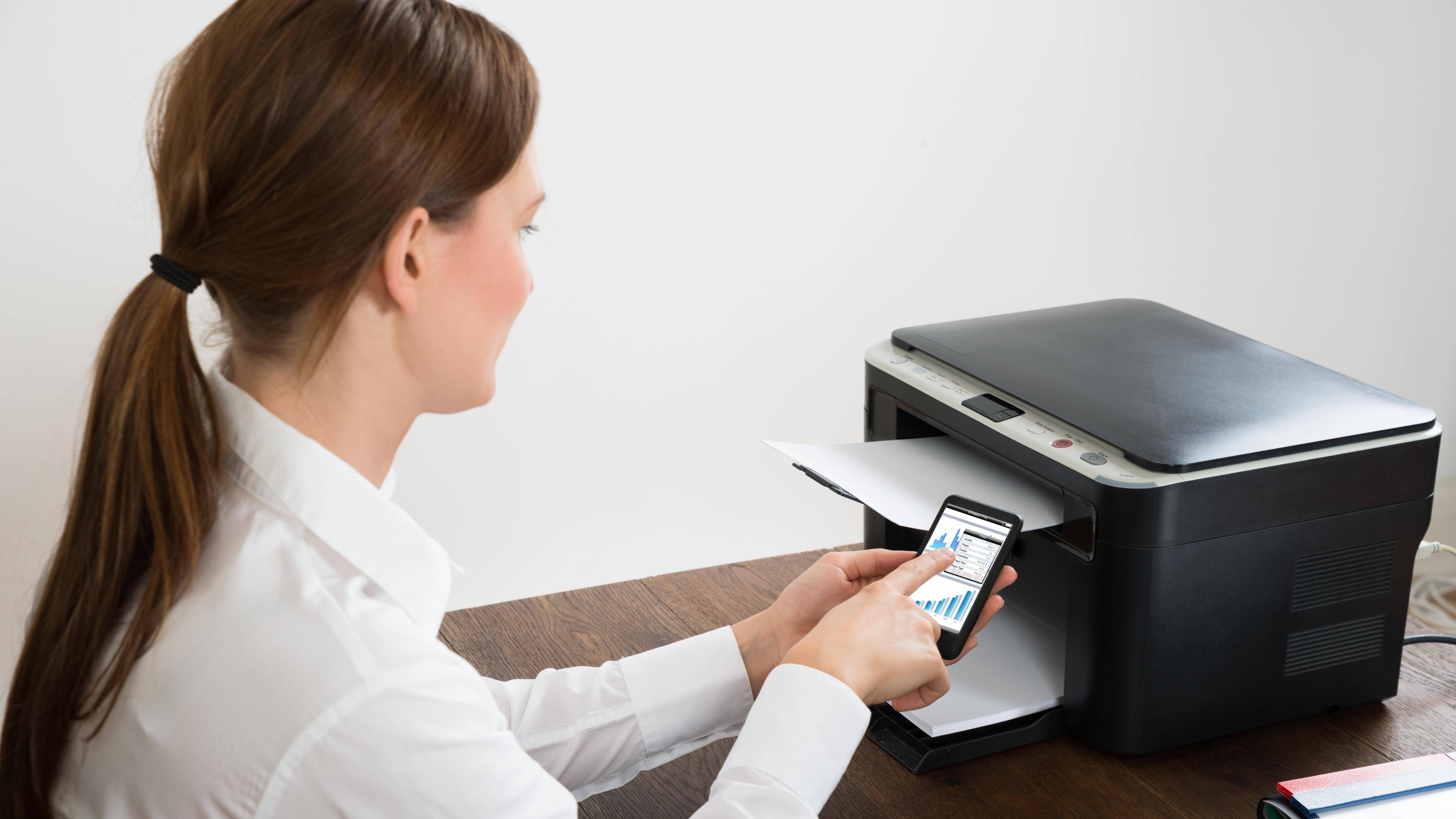 Brother-Drucker mit WLAN verbinden: Einfache Anleitung