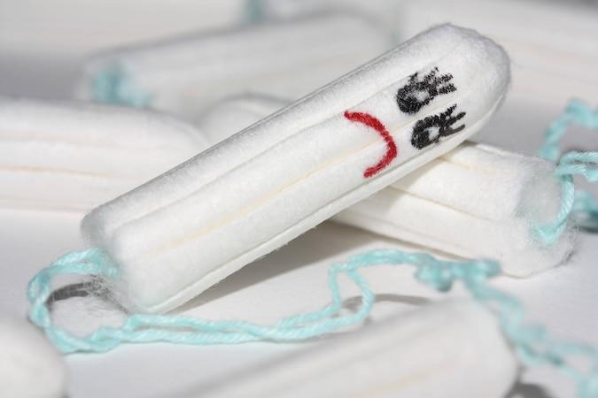 Ist der Tampon verschwunden, sollten Sie Ruhe bewahren, entspannen und notfalls zum Arzt gehen.