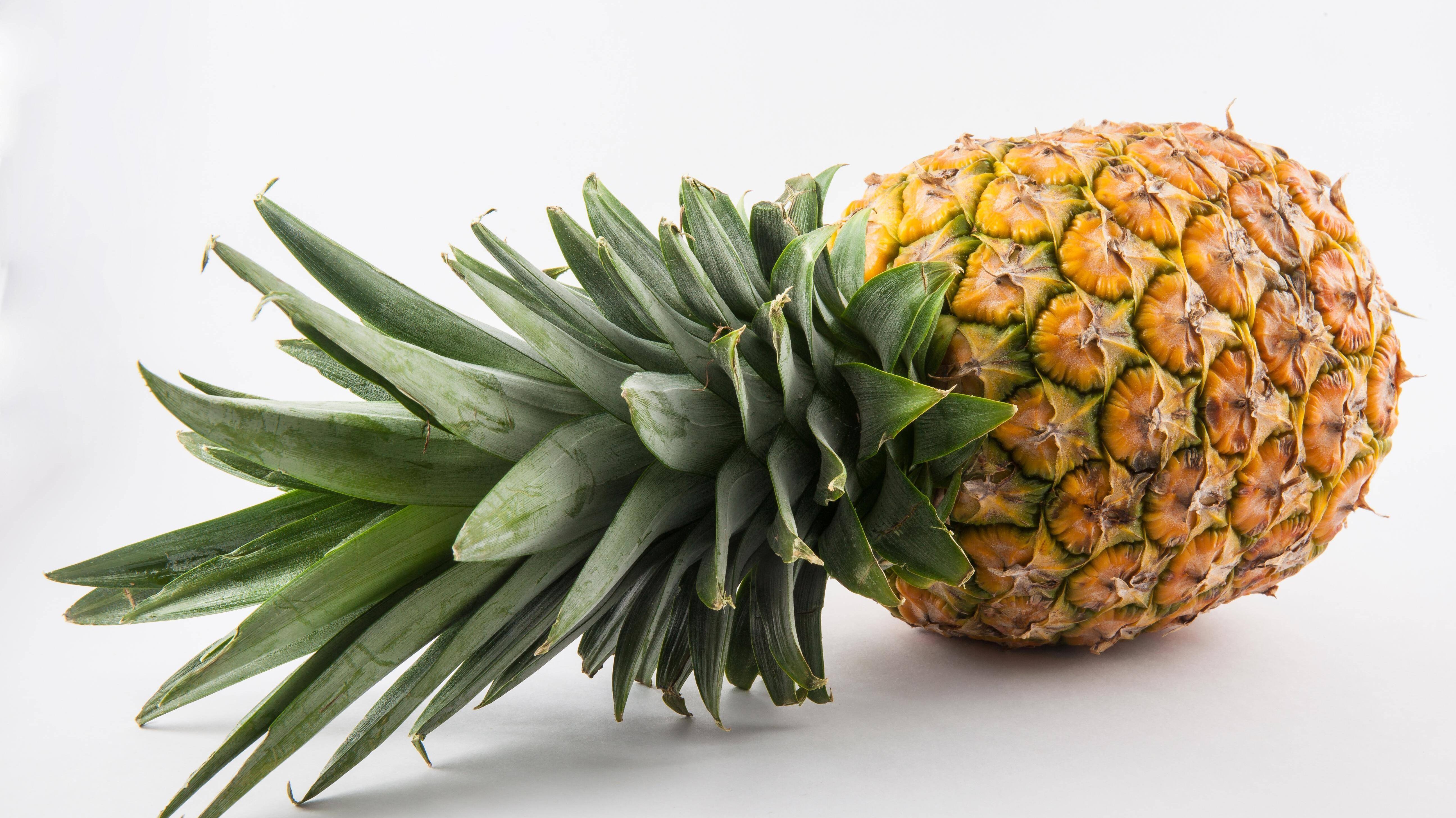 Ananas richtig essen: So klappt's