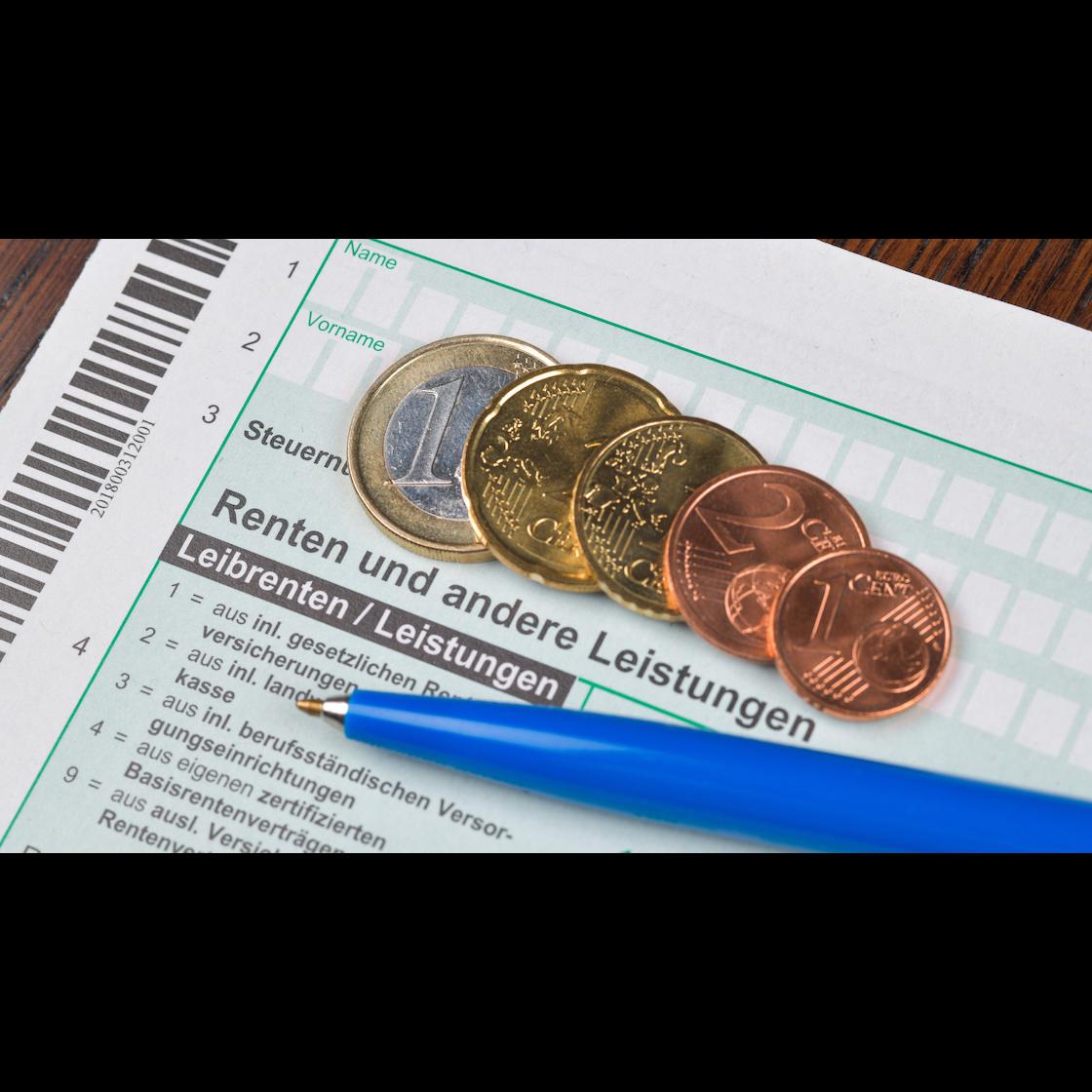 Steuererklärung für Rentner - alle Infos | FOCUS.de