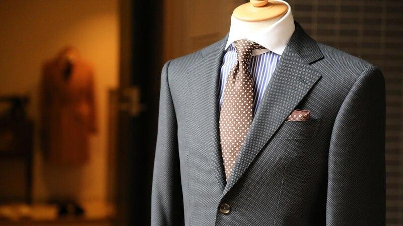 Die richtige Kleidung ist Teil des Business-Knigge.